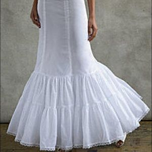 David's bridal gown slip.  Awesome condition!